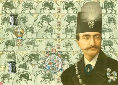 Afsoon, 'Nasserdin Shah', 2010