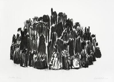 David Nash, 'Shatter Dome', 2011
