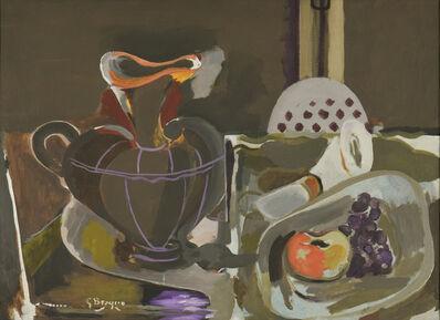 Georges Braque, 'Nature Morte à la Grande Cruche', 1955