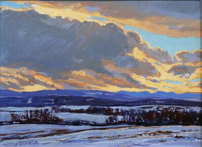 William Duma, 'Sky Coloring (10-21)', 2021