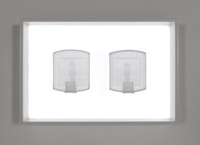 Do Ho Suh, 'Exit Series: Wall Mounted Lights, 348 West 22nd Street, New York, NY 10011, USA', 2019