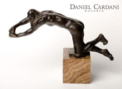 Auguste Rodin, 'Vieillard suppliant, version à genoux ', c 1886 (1910-1920)