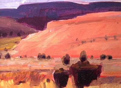 Martin Blundell, 'Purple Mesa', 2016