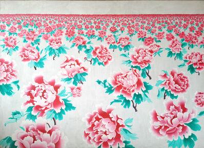 Wang Yin, 'Flowers', 2001