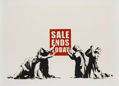 Banksy, 'Sale Ends (LA Edition)', 2007