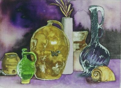 Ronald Katz, 'Bottles and Shells', NA