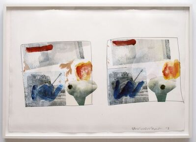 Robert Rauschenberg, 'Untitled', 1973