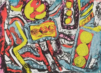 Gerald Wilde, 'Abstract', 1947