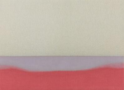 Susan Vecsey, 'Untitled (Lavender/Rose)', 2015