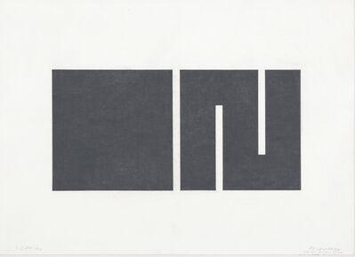 Julije Knifer, 'Meander', 1977-78