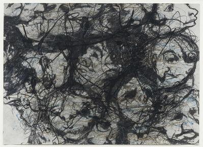 Arnulf Rainer, 'Goya Serie no. 17', 1983