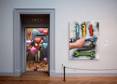 Gregory Scott, 'Elevator', 2019