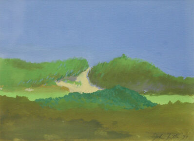 John Button, 'Dunes', 1970