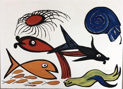 Alexander Calder, 'Our Unfinished Revolution'