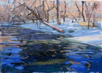 Kevin Weckbach, 'Slantering Tree', 2014