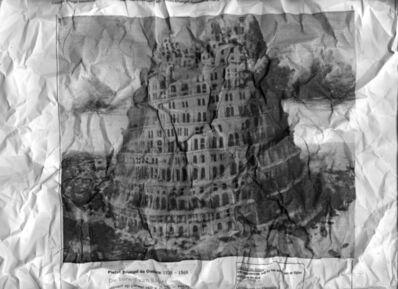 Willem Oorebeek, 'Re-Take Babel', 2009
