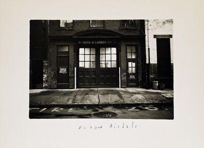 Duane Michals, 'Empty New York', 1964-1965