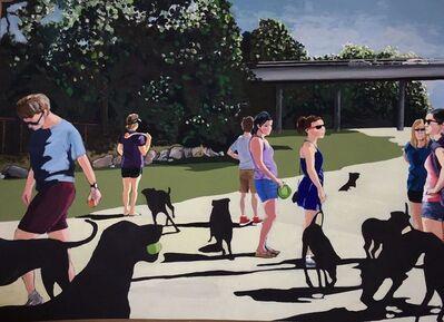 Cuyler Etheredge, 'Dog Park', 2016