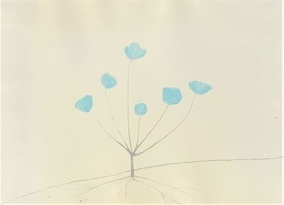 Louise Bourgeois, 'Flower in Forest', 1998