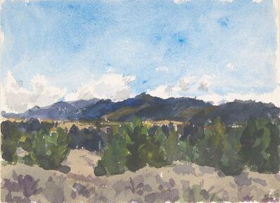 Eugene Leake, 'Wyoming', ca. 1985