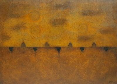 Jorge González Velázquez, 'Tres soles', 2016