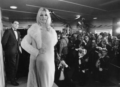 Julian Wasser, 'Brigitte Bardot in Westwood for Viva Maria!', 1965