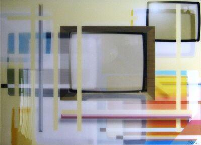 Alberto Simon, 'Salvatore Pippa's Screen and Sticks ', 2004