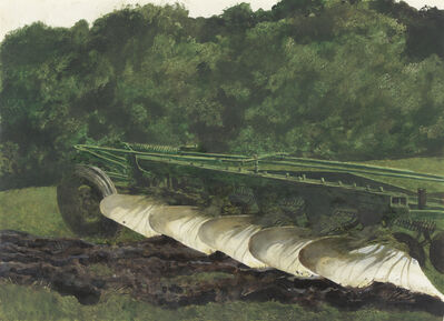Jamie Wyeth, 'The Plow', ca. 1983