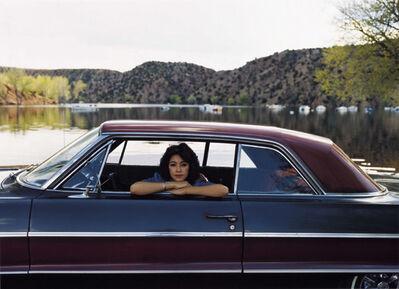 Meridel Rubenstein, 'Peggy Martinez', 1980