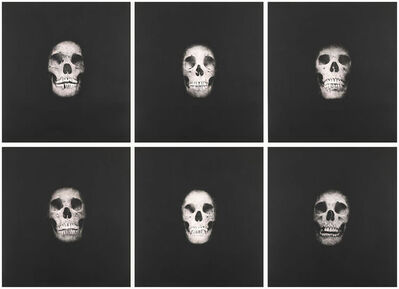 Damien Hirst, 'Damien Hirst, I once was what you are, you will be what I am | Portfolio', 2007