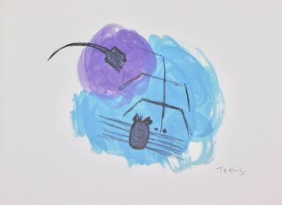 Takis, 'Insects', 1981
