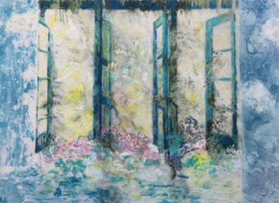 Lucinda Luvaas, 'Open Doorways', 2018