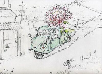 Hiro Sakaguchi, 'Chrysanthemum Delivery', 2009