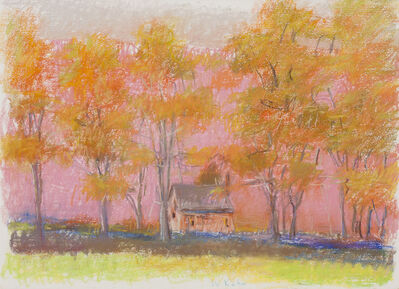 Wolf Kahn, 'Brilliant Landscape', 1991