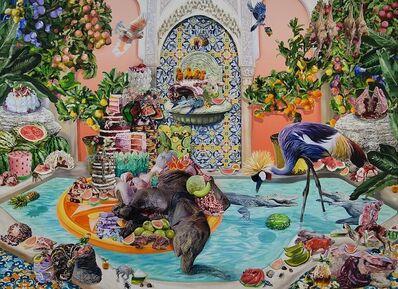 Christina Nicodema, 'Elephant Raft', 2019