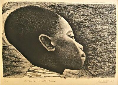 Elizabeth Catlett, 'Black is Beautiful (Negro es Bello)', 1968