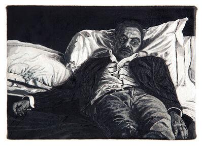 Chambliss Giobbi, 'International (after Stingel)', 2020
