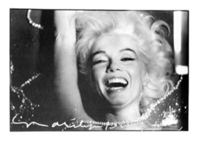Bert Stern, 'Marilyn Laughing In Rhinestones', 1962