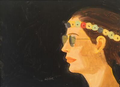 Alex Katz, 'Vivien with head piece', 2008