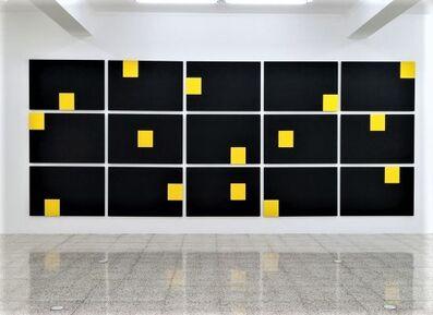 Tepeu Choc, 'Rectàngulo amarillo fragmentado', 2016
