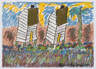 Beverly Buchanan, 'Two Yellow Doors', n.d.