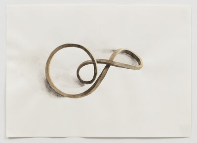 Jorge Macchi, 'rubber band 01', 2017