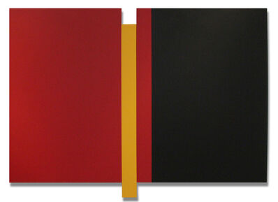 Scot Heywood, 'Sunyata Red/Yellow/Black'