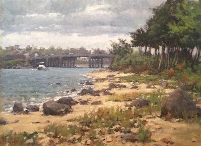 Carl Bretzke, 'Cloudy Day, Sag Harbor', 2017
