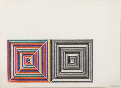 Frank Stella, 'Les Indes Galantes V', 1973