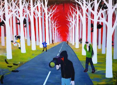 Santiago Lara, 'Reset Road', 2016