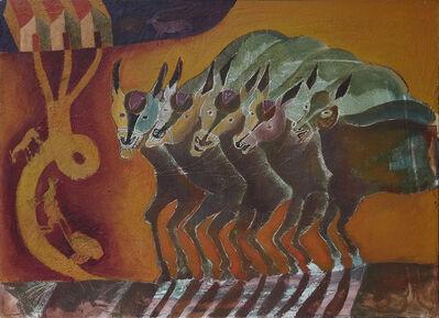 Francisco Toledo, 'El Camino', 1969