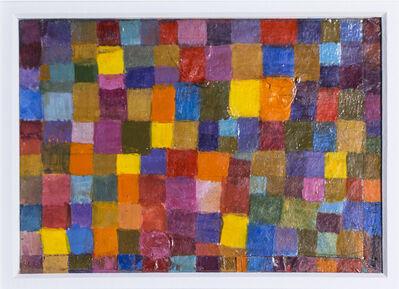 Robert Preston, 'Colour study for painting - The island of Calypso', 2014