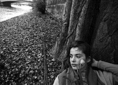 Harry Benson, 'Nastassja Kinski, Paris', 1979