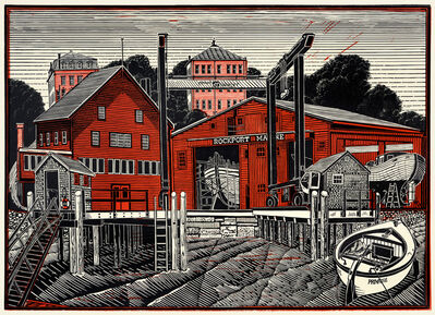 James Dodds, 'Rockport Marine, Maine '
